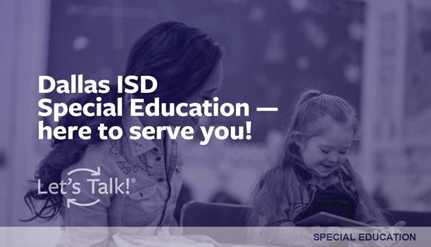 Dallas ISD Special Education