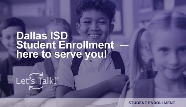 Dallas ISD Student Enrollment