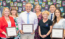 CVESD Teachers of the Year