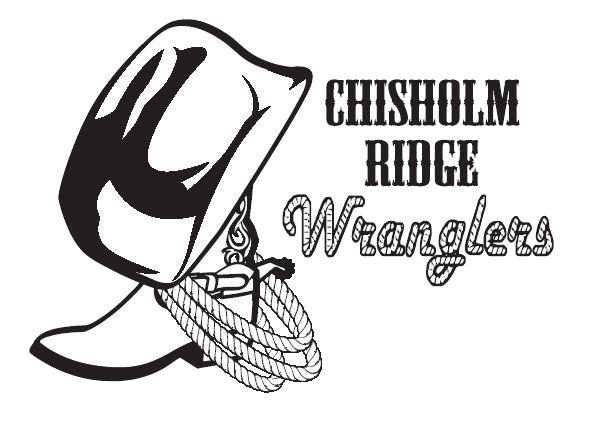 Chisholm Ridge Wranglers Logo