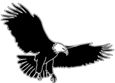 gililland elementary eagle logo